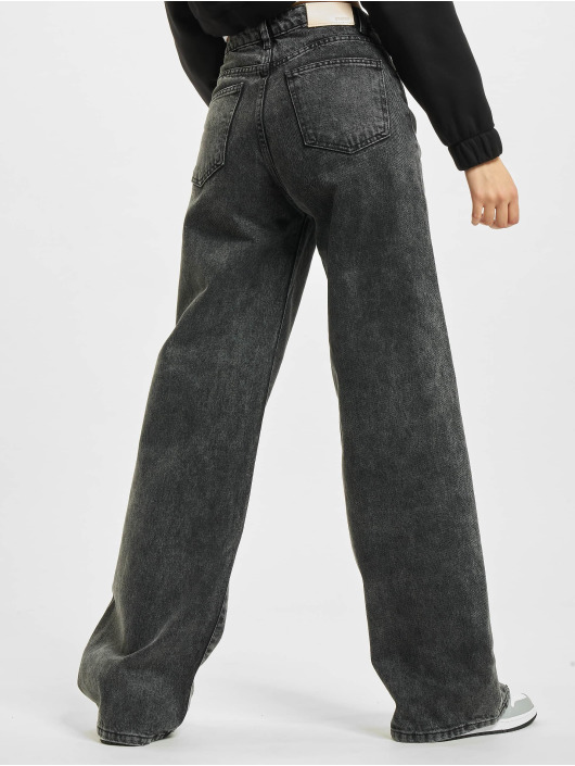 2Y Loose Fit Jeans Kalea grå