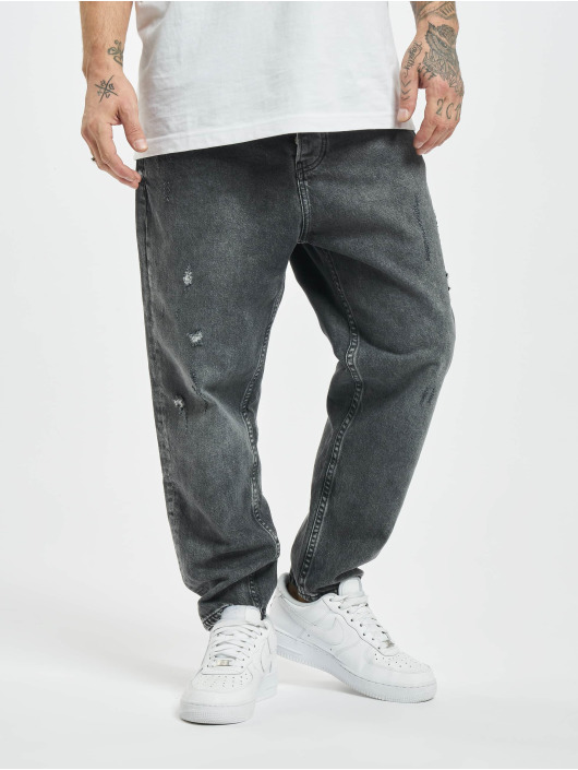 2Y Loose Fit Jeans Lucky grey
