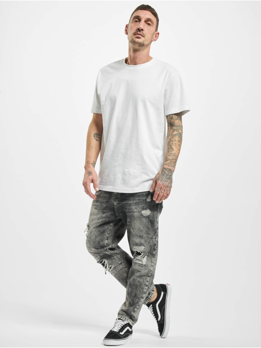 2Y Loose Fit Jeans Heinz grey