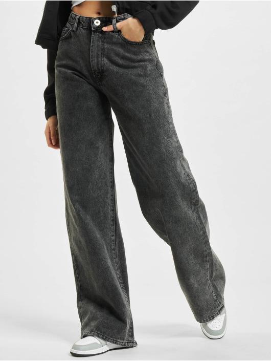 2Y Loose fit jeans Kalea grijs