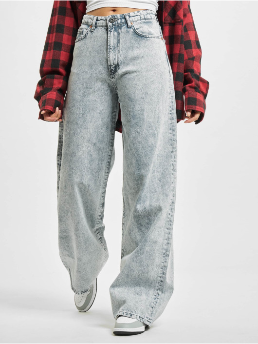 2Y Loose fit jeans Jolien grijs