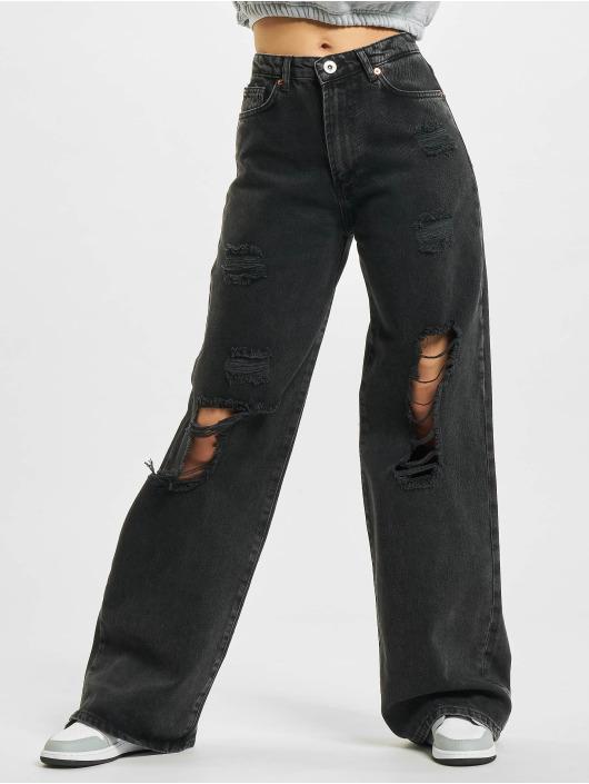 2Y Loose fit jeans Tala svart