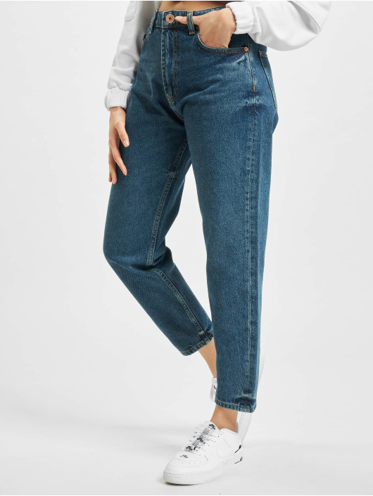 2Y Mom Jeans Mom blau