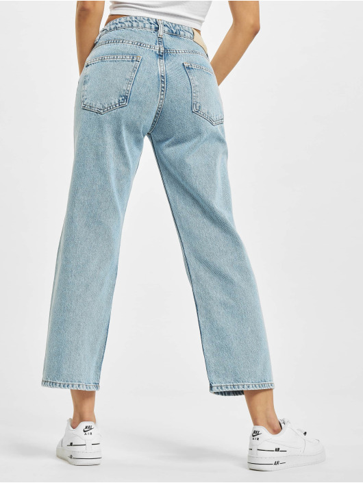 2Y Mom Jeans Luisa blauw