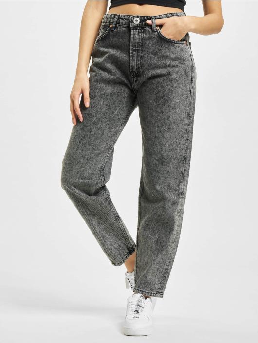 2Y Mom Jeans Edda grau