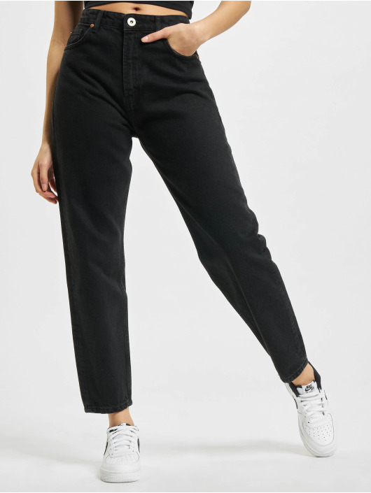 2Y Mom Jeans Amaya svart