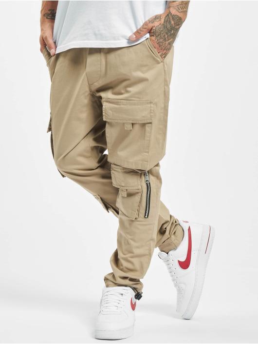 2Y Pantalon cargo Cuma beige