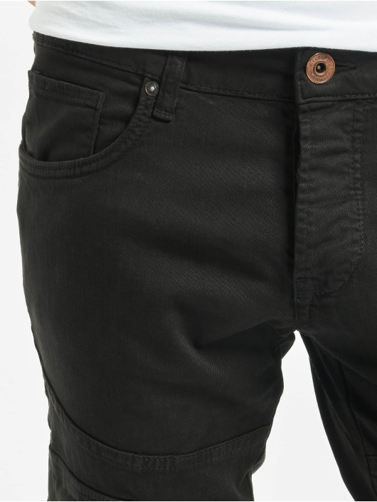 2Y Pantalon cargo Zeheb noir