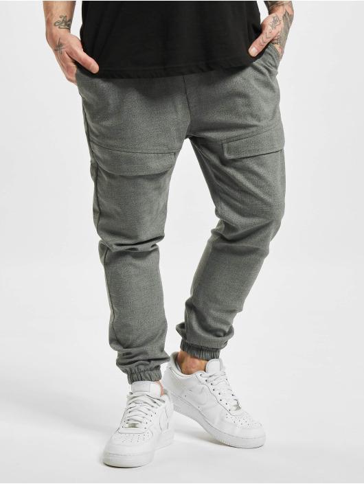 2Y Pantalon chino Max gris