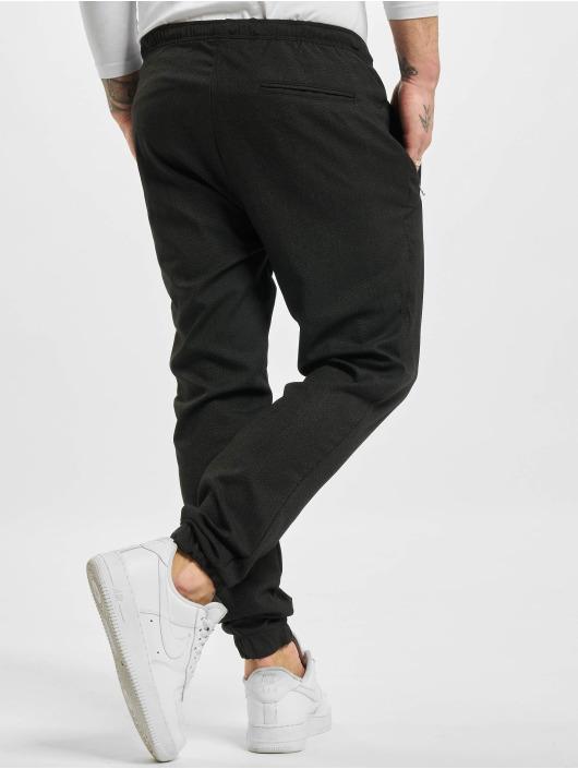 2Y Pantalon chino Moritz noir