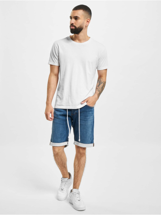 2Y Pantalón cortos Calum azul
