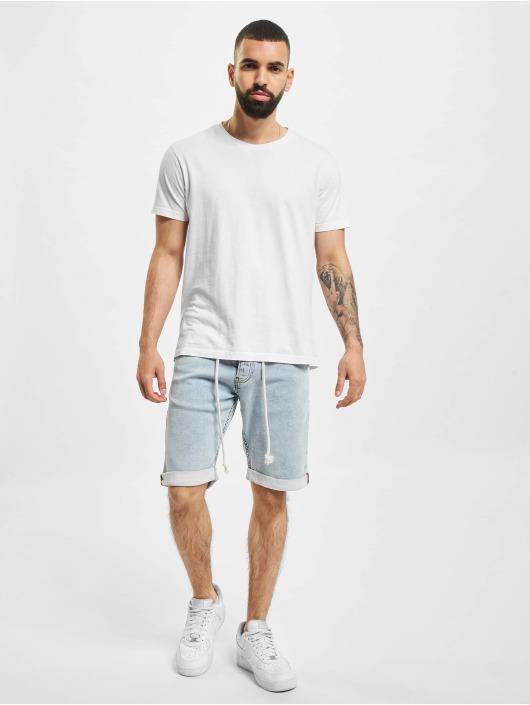 2Y Pantalón cortos Caleb azul