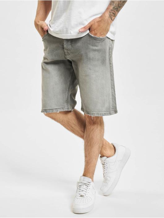 2Y Pantalón cortos Dani gris