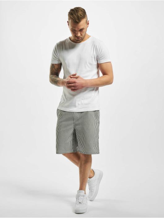 2Y Pantalón cortos Striped negro