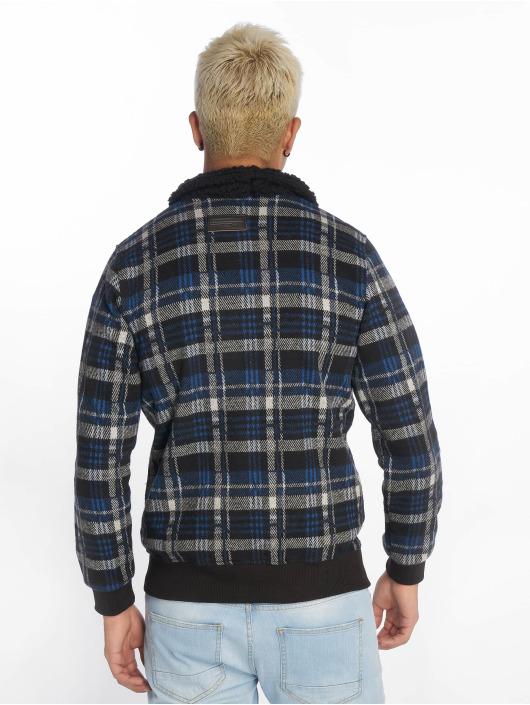2Y Prechodné vetrovky Lumberjack modrá