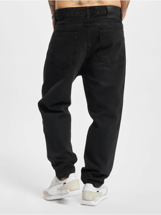 2Y Premium Antifit jeans Resa svart