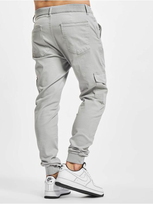 2Y Premium Cargo pants Aramis šedá