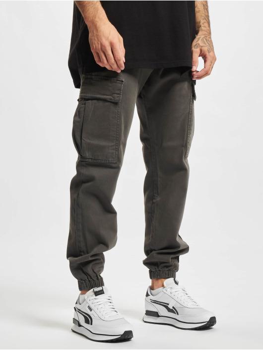2Y Premium Cargo pants Premium šedá