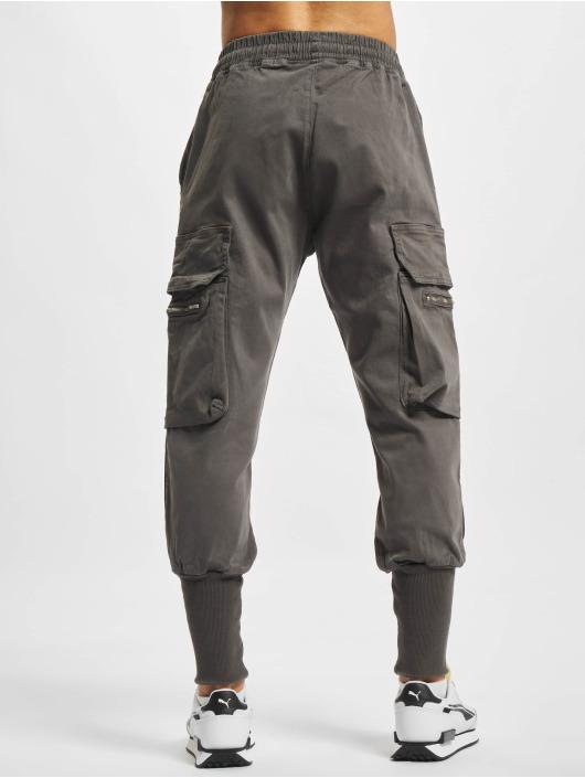 2Y Premium Cargo pants Devran šedá