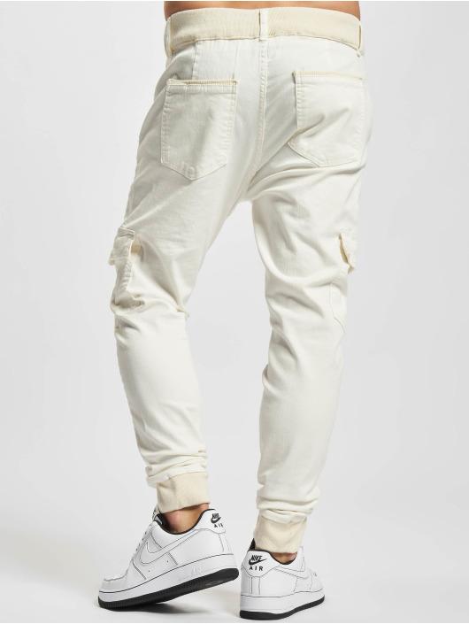 2Y Premium Cargo pants Aramis bílý