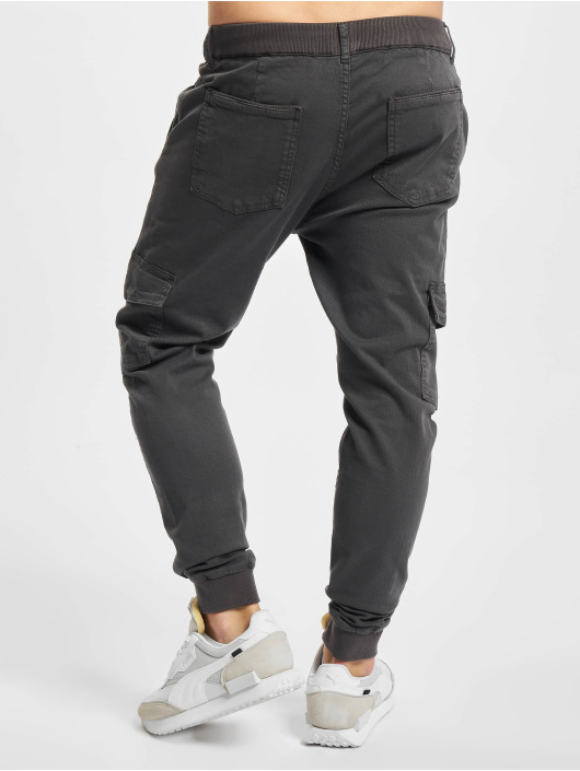 2Y Premium Cargo pants Aramis grå