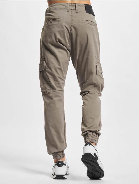 2Y Premium Cargo pants Premium grå