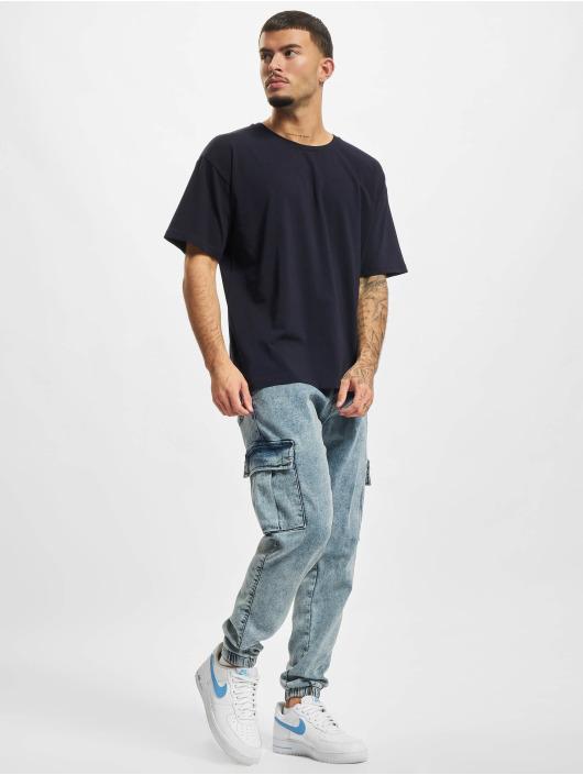 2Y Premium Cargo pants Premium modrý