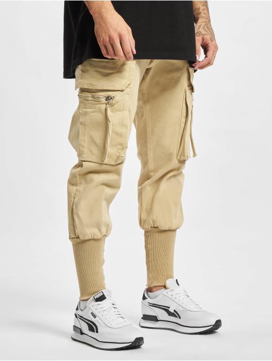 2Y Premium Chino bukser Devran beige