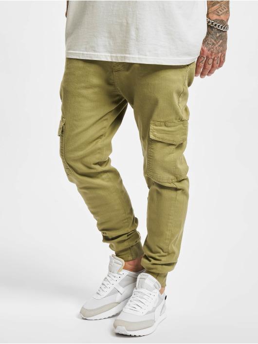 2Y Premium Chino bukser Aramis khaki