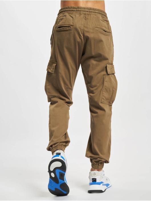 2Y Premium Chino bukser Premium oliven