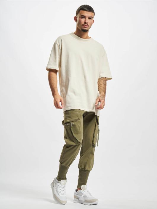 2Y Premium Chino bukser Devran oliven