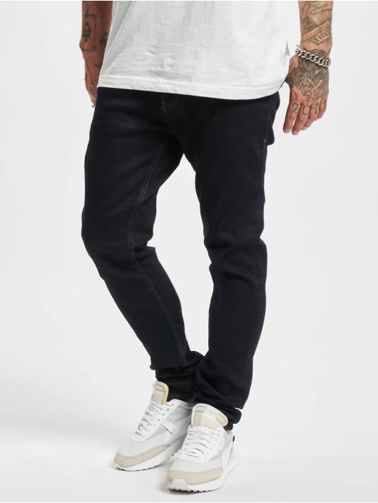 2Y Premium dżinsy przylegające Premium niebieski