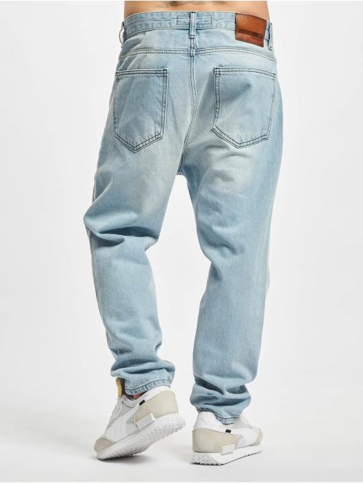 2Y Premium Dżinsy straight fit Hakan niebieski
