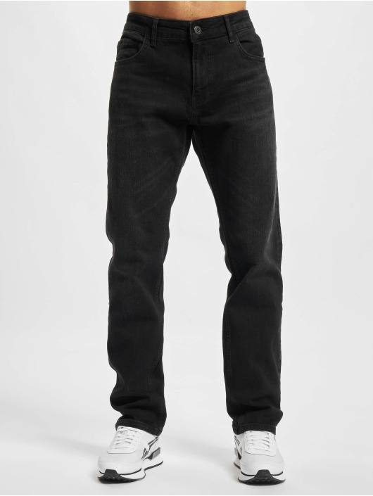 2Y Premium Jean coupe droite Premium noir