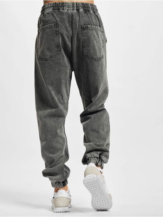 2Y Premium Jeans straight fit Denim grigio