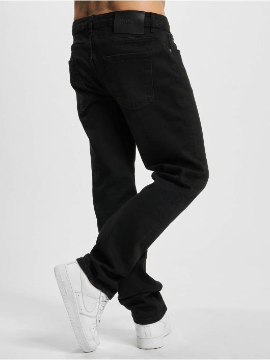 2Y Premium Jeans straight fit Premium nero