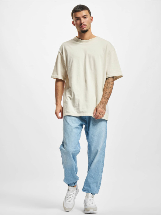 2Y Premium Jogging kalhoty Denim modrý