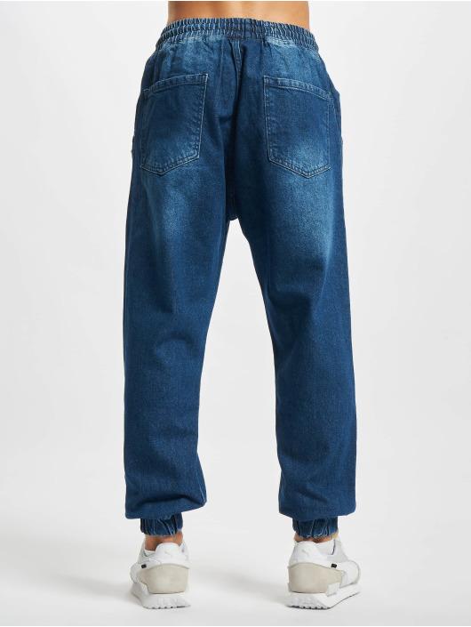 2Y Premium joggingbroek Alif blauw