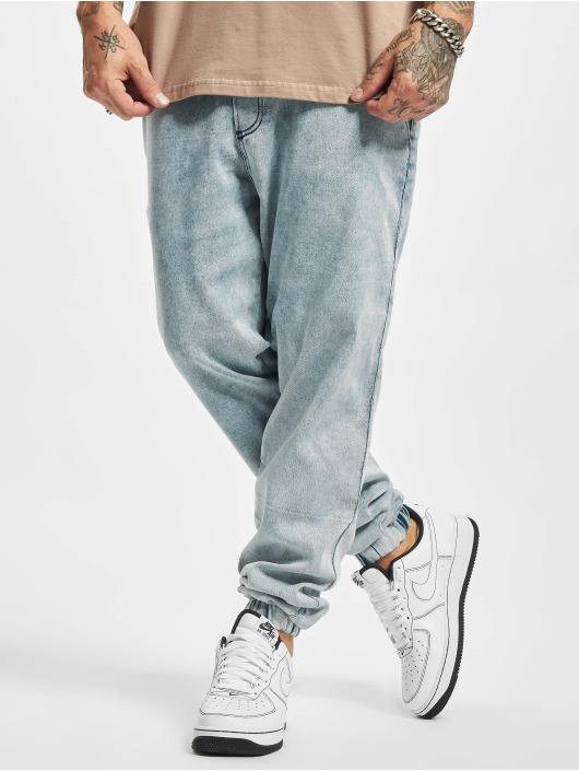 2Y Premium Joggingbukser Timur blå