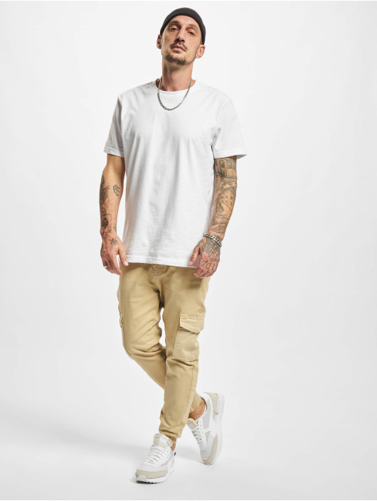 2Y Premium Pantalon cargo Aramis beige