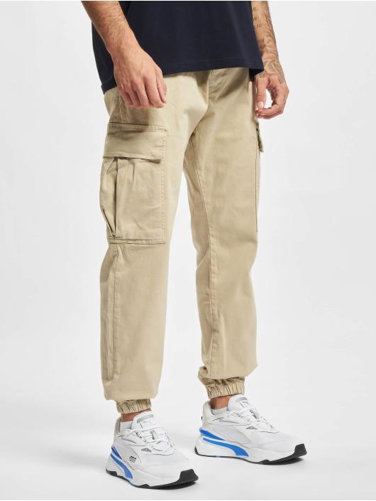 2Y Premium Pantalon cargo Premium beige