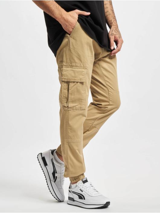 2Y Premium Pantalon cargo Sinan beige