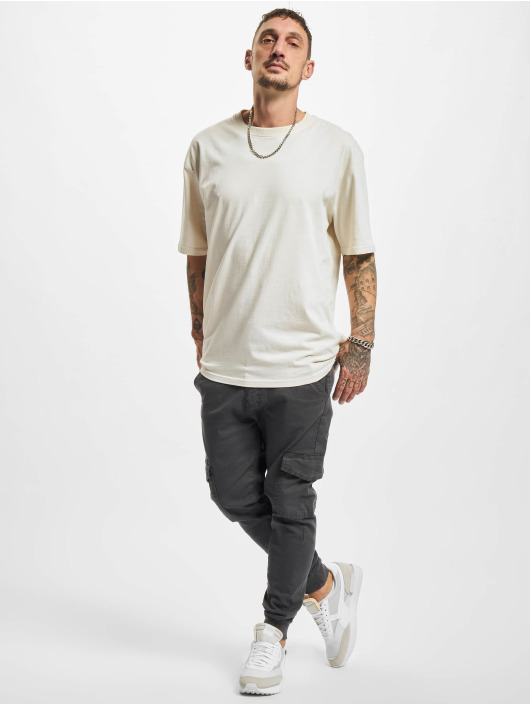 2Y Premium Pantalon cargo Aramis gris