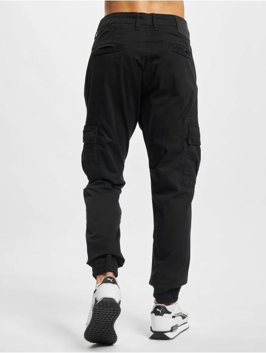 2Y Premium Pantalon cargo Sinan noir