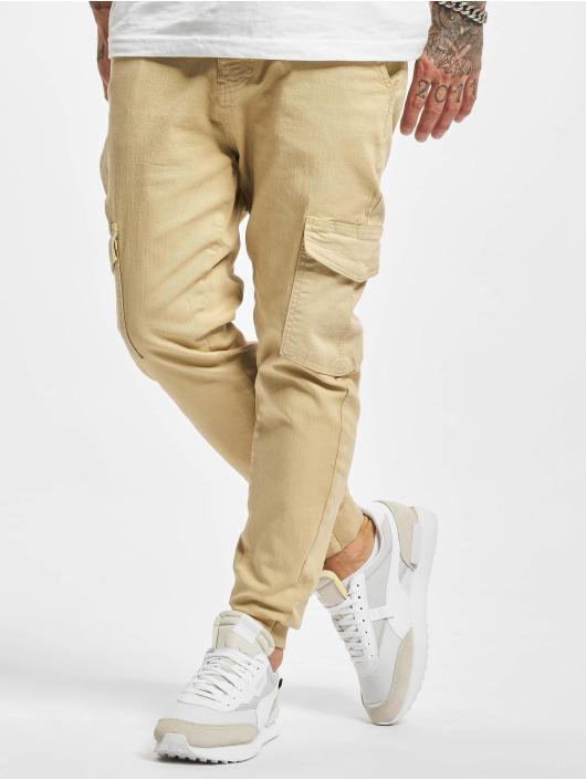 2Y Premium Pantalone Cargo Aramis beige