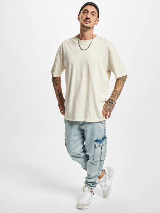2Y Premium Pantalone Cargo Janis blu