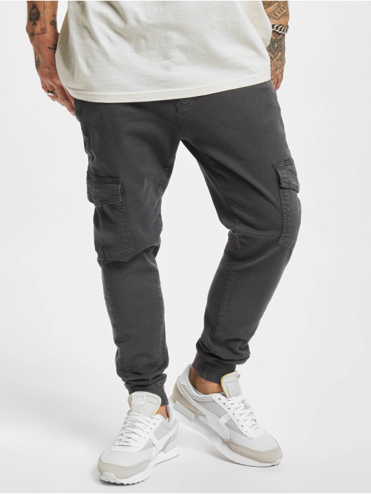 2Y Premium Pantalone Cargo Aramis grigio