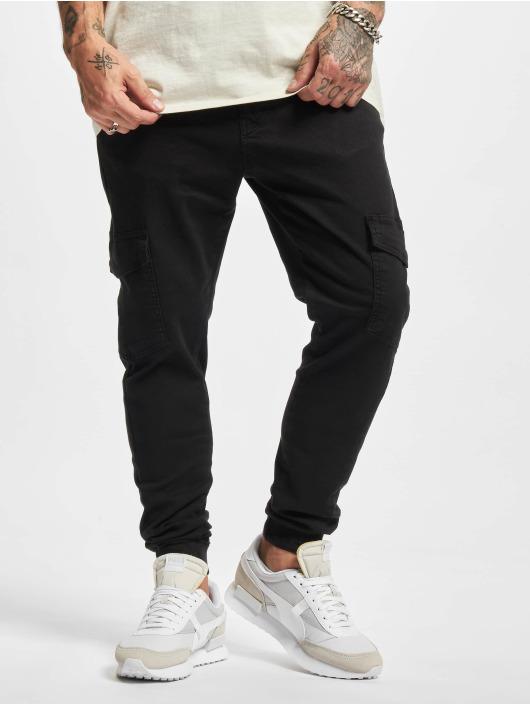 2Y Premium Pantalone Cargo Aramis nero