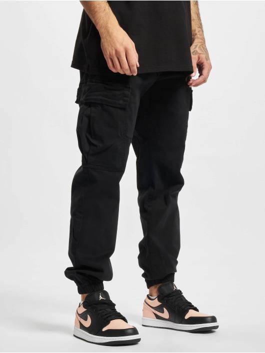 2Y Premium Pantalone Cargo Premium nero