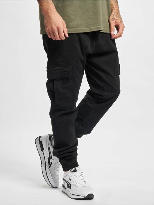 2Y Premium Pantalone Cargo Sinan nero